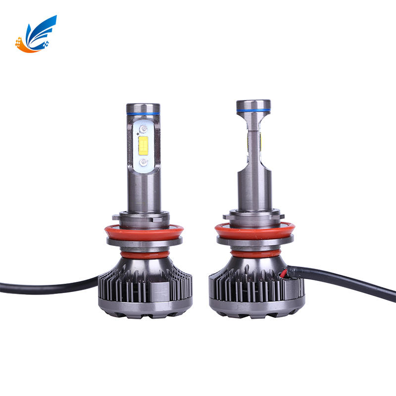 China factory car bulbs 36W 8000lm mini size A1 H11