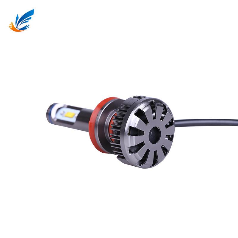 China factory car bulbs 36W 8000lm mini size A1 H11