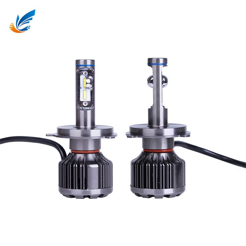 Auto led lighting low price high quality 12V A1 H4