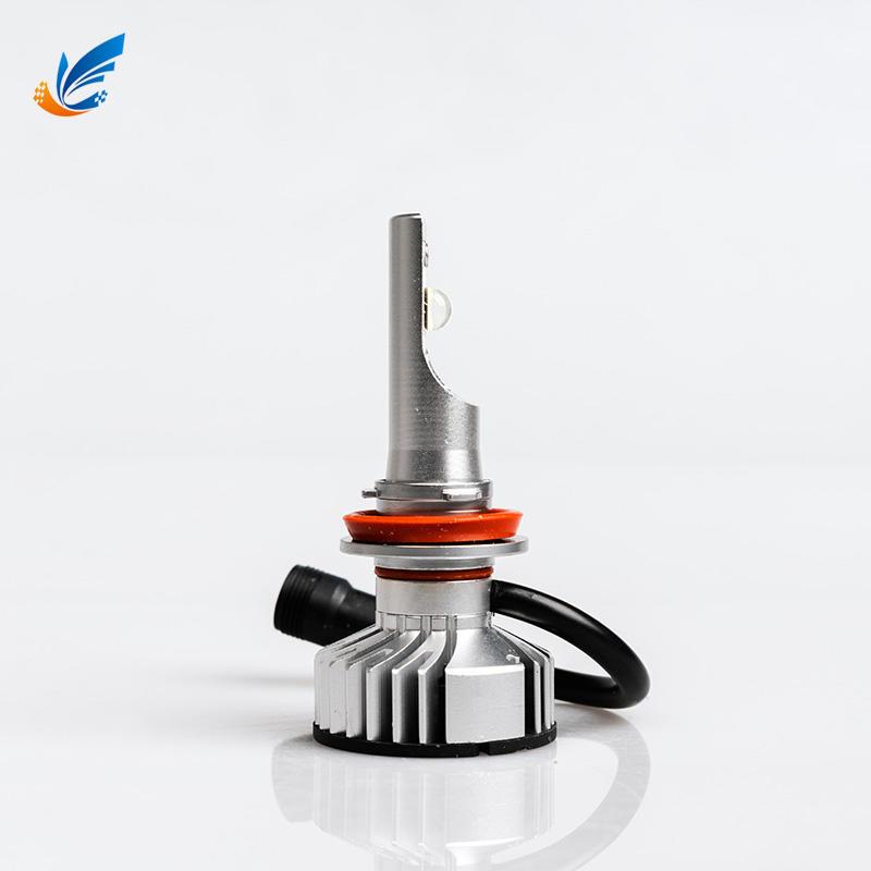 Best auto lens headlight bulbs with 6000LM CREE XHP70 A3 H11