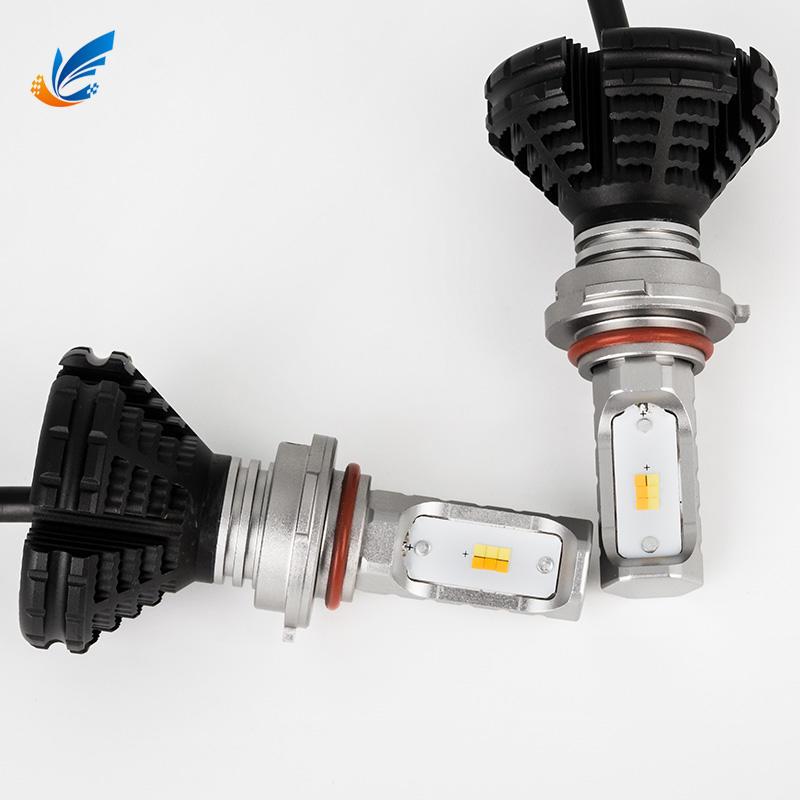 Led headlight for car 6000LM 12V D8 9005