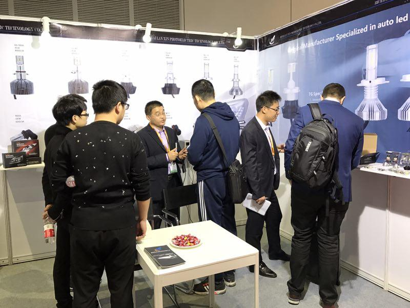 2016 Dec SHANGHAI automechanika frankfurt