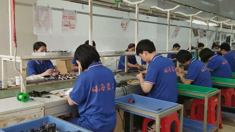 Production Line Video
