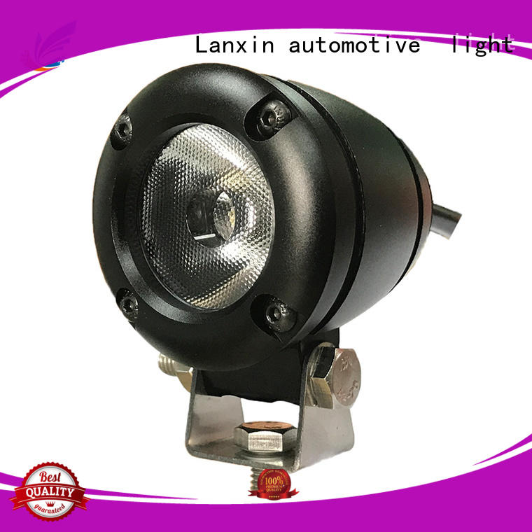 Lanxin automotive light motorbike headlight from China
