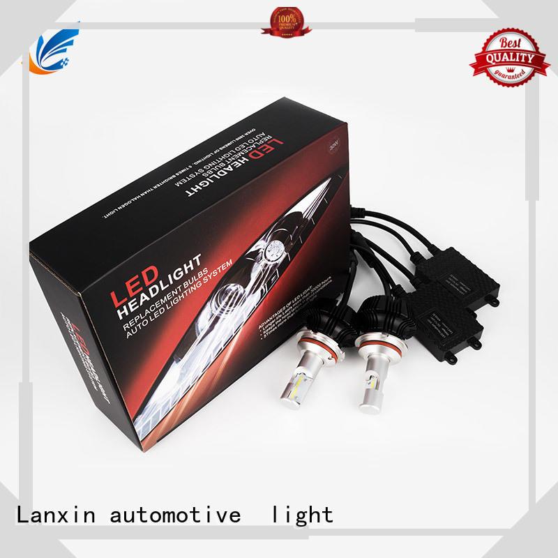 Lanxin automotive light car headlight restoration for auto led lighting