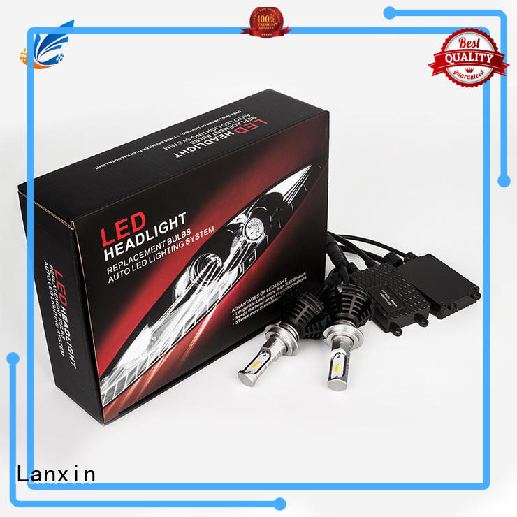 certificated fix headlight factory price for auto led lighting