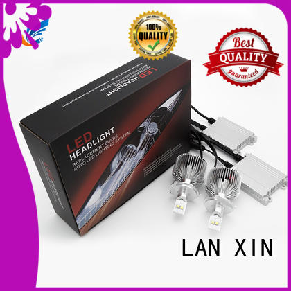 Lanxin energy saving best aftermarket headlights with good price for vehicle