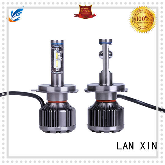 Lanxin professional low beam headlights factory for led lighting