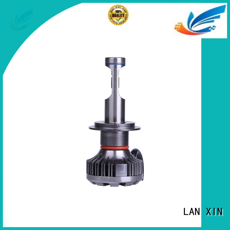 Lanxin automotive light certificated h4 led headlight bulbs inquire now for auto led lighting