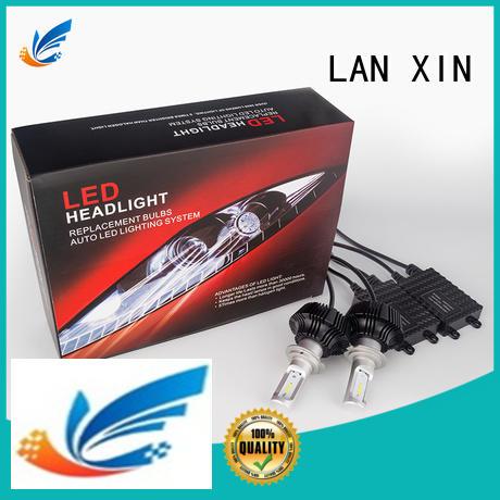 Lanxin automotive light brightest headlight bulbs supplier for jeep