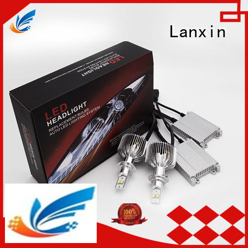 Lanxin aftermarket led headlights factory for led lighting