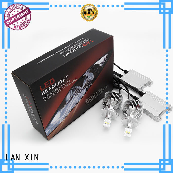 Lanxin best h7 headlight bulb factory for auto led lighting