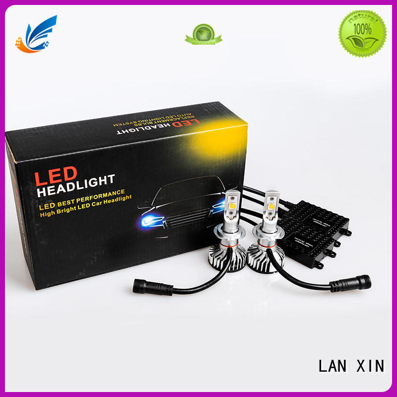Lanxin automotive light foggy headlights factory for car accessories