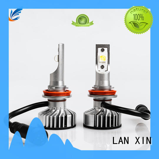 Lanxin hot selling led headlight kit manufacturer for jeep