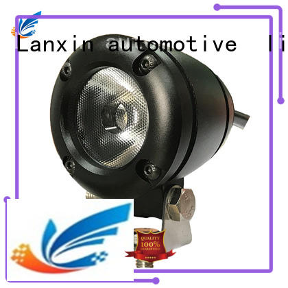 Lanxin automotive light dual headlight motorcycle from China for autobike