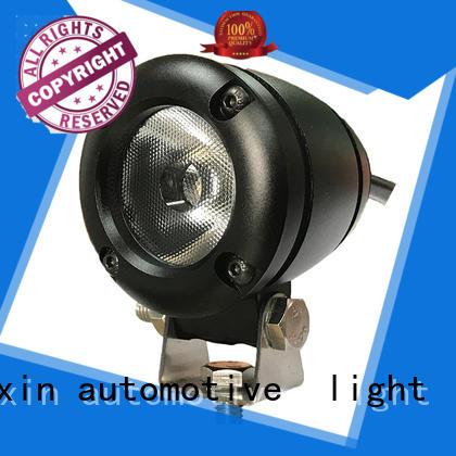 motorcycle headlight housing headlamp motorcycle motorbike headlight aluminum Lanxin automotive light Brand