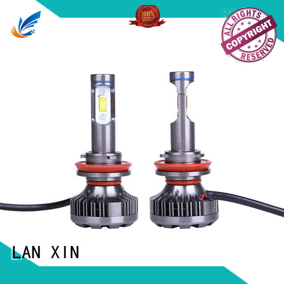 Lanxin low beam headlights factory price for auto led lights