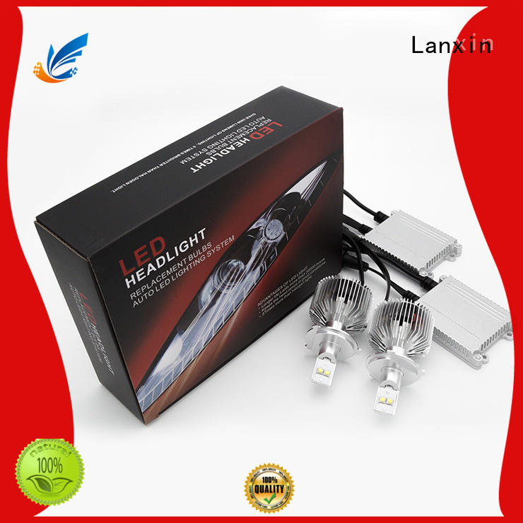 Lanxin high quality best h7 headlight bulb order now for auto led lights