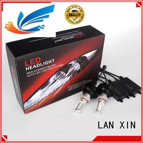 Lanxin automotive light super headlight installation manufacturer for auto led lights