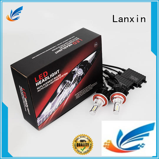Lanxin 30000 hours life span led replacement headlights from China for vehicle