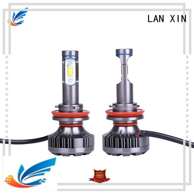 Lanxin stable led projector headlights inquire now for auto led lighting